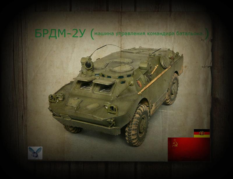 Trumpeter 1\35 БРДМ-2У(командирский) Photol11