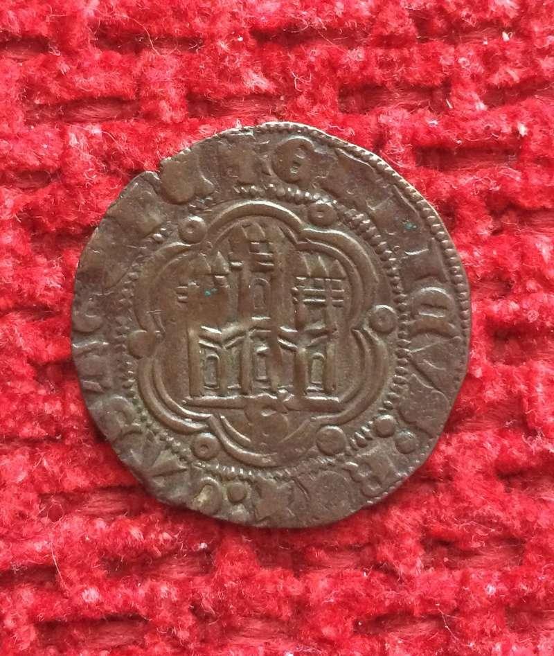 Blanca de Enrique III de Castilla 1390-1406 Sevilla. Image48