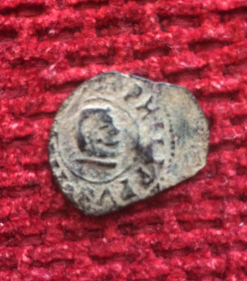 Felipe IV 16 Maravedis. Falsa de época?? Image89