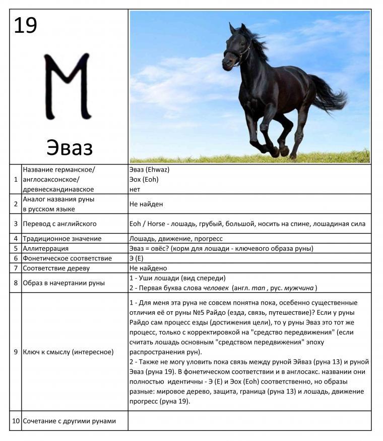 Эваз руна 14121512