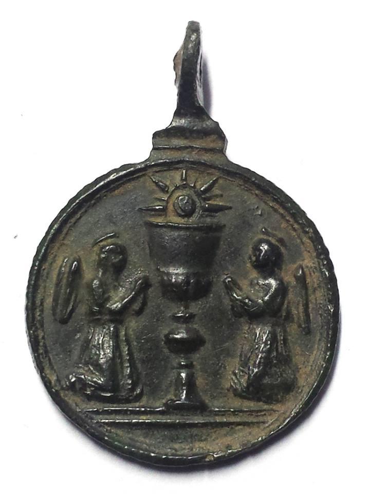 Anunciación / Santísimo Sacramento (R.M. SXVII-C79) 18619911