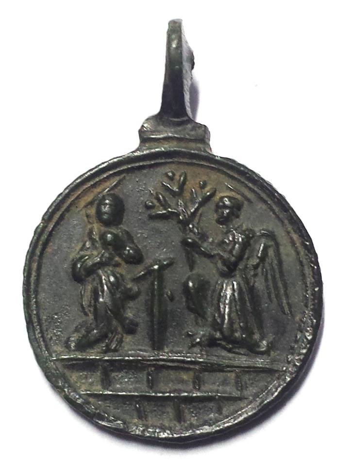 Anunciación / Santísimo Sacramento (R.M. SXVII-C79) 18664611