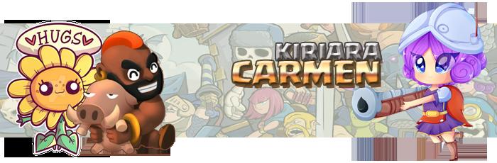 La novela del manco kirito Carmen10
