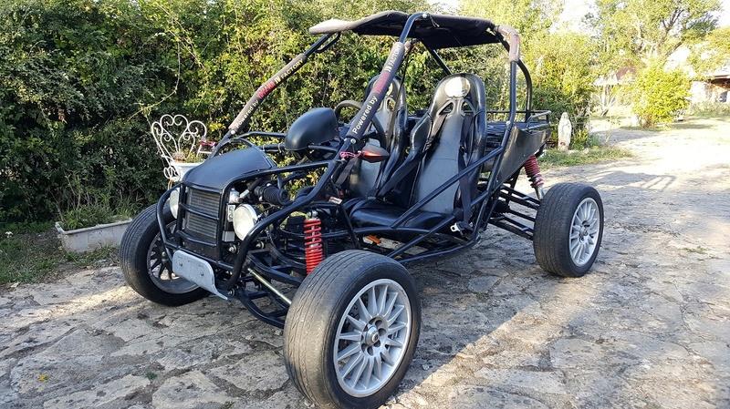 Buggy 400 Bakus 110