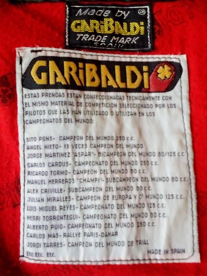 Cazadora Garibaldi 18741610