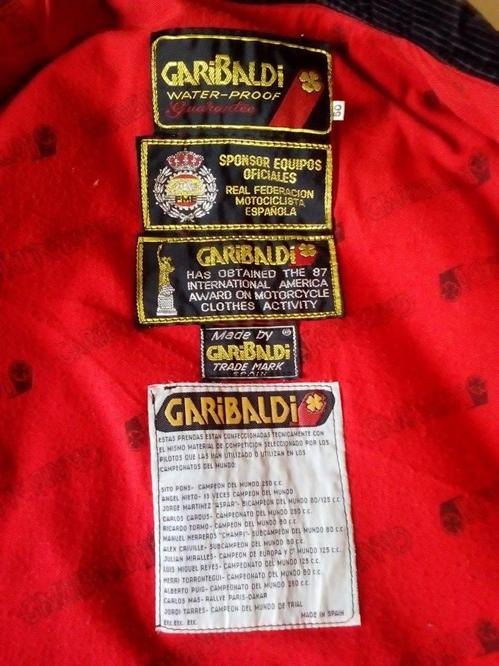 Cazadora Garibaldi 18742010