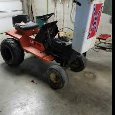 "Sears LT8/36 ""Confederasears"" Mower_11"