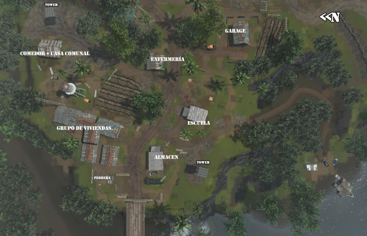 Casa Comunal Mapa10