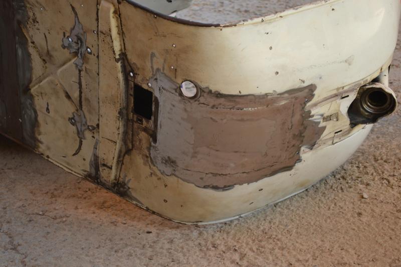Vespa DS, restaurando chapa Dsc_0110