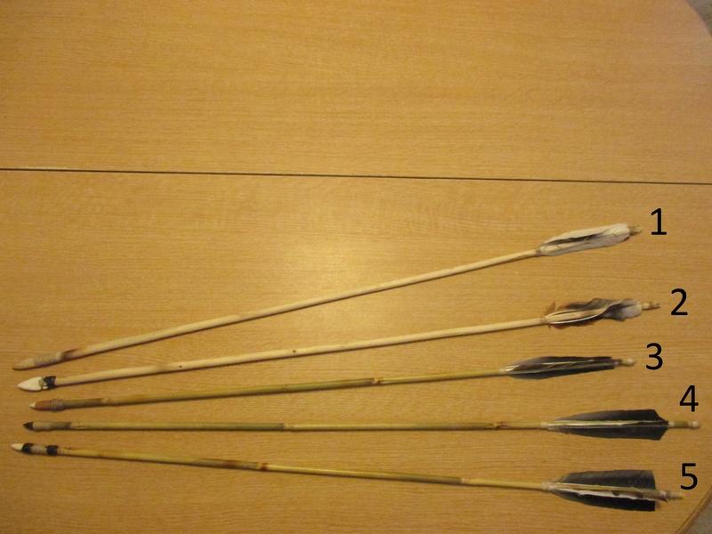 Unas flechas para las Tiradas de Arco Prehistórico Img_2424