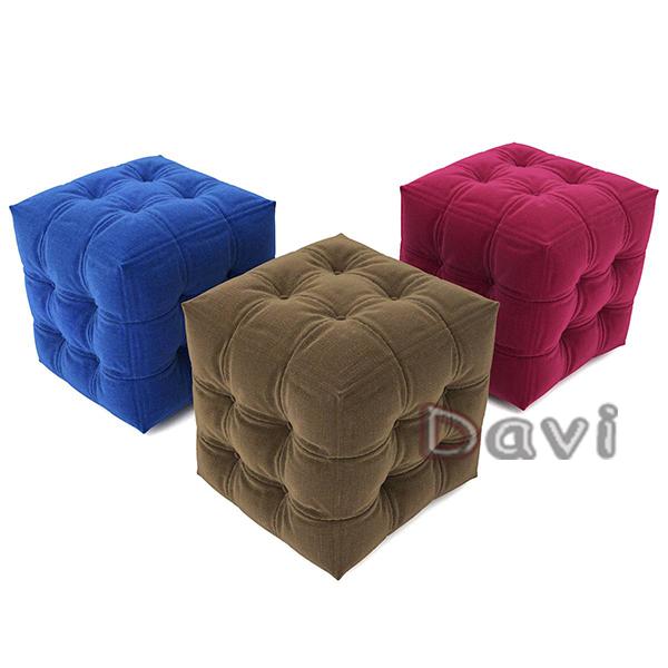 Ghế đôn dễ thương cho bộ ghế sofa thêm đẹp 111