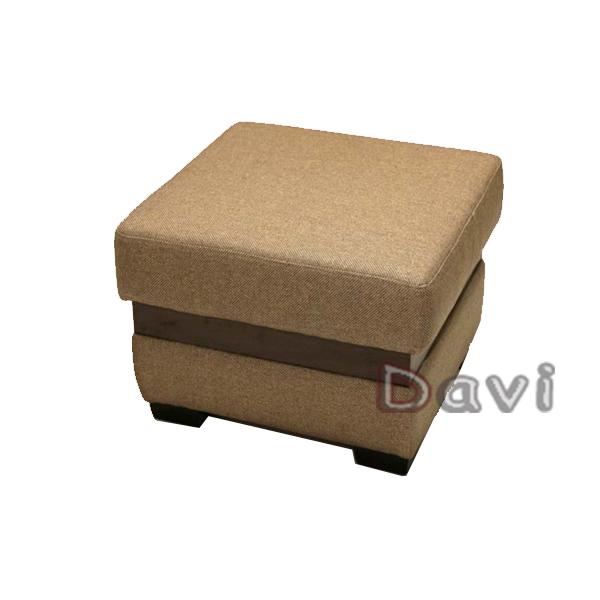 Ghế đôn dễ thương cho bộ ghế sofa thêm đẹp 211