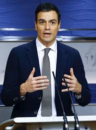 Comparecencia Pedro Sanchez Pedro110