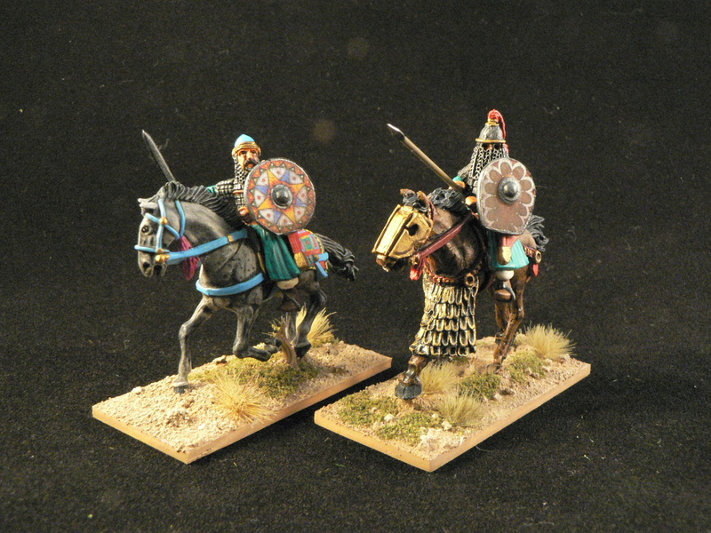 Cavalerie Arabe pour Saga P1100211