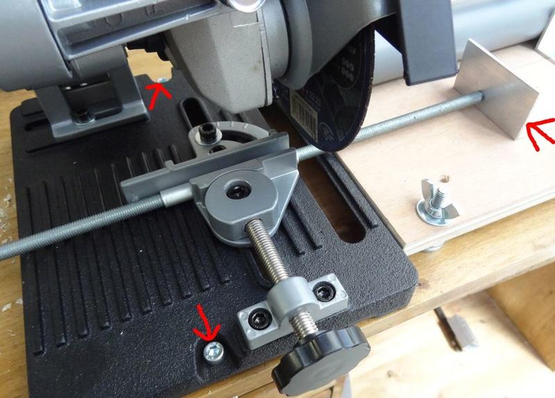 Comment couper précisément des tiges filetées en quantité (Diamètre entre 8 et 16 mm) ? - Page 2 610