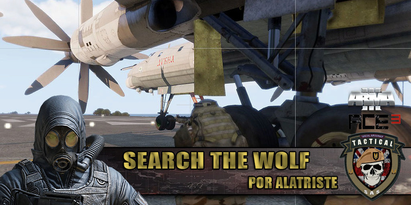 SEARCH THE WOLF SABADO 10/06/2017 18:00 Search10