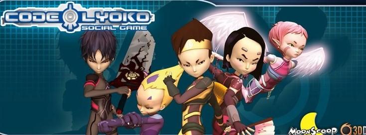 Code Lyoko - Retour aux sources !