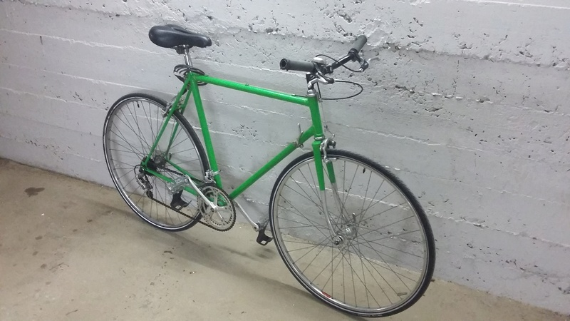 Mon Vélo vert  ! Cintre12