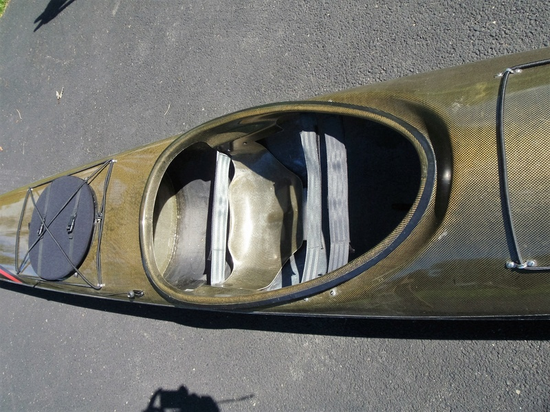 Racing kayak for sale P5270010