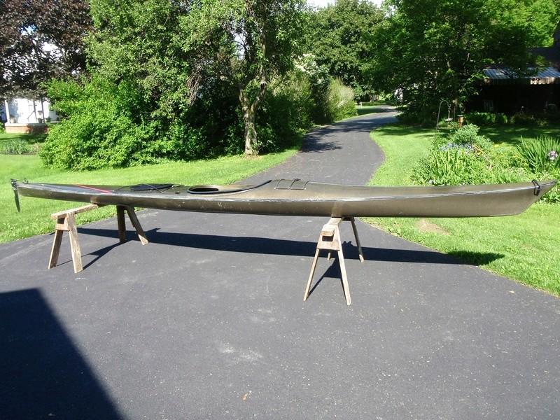 Racing kayak for sale P5270012