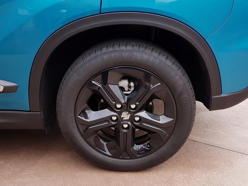 Suzuki Wheel Nut Covers 20170410