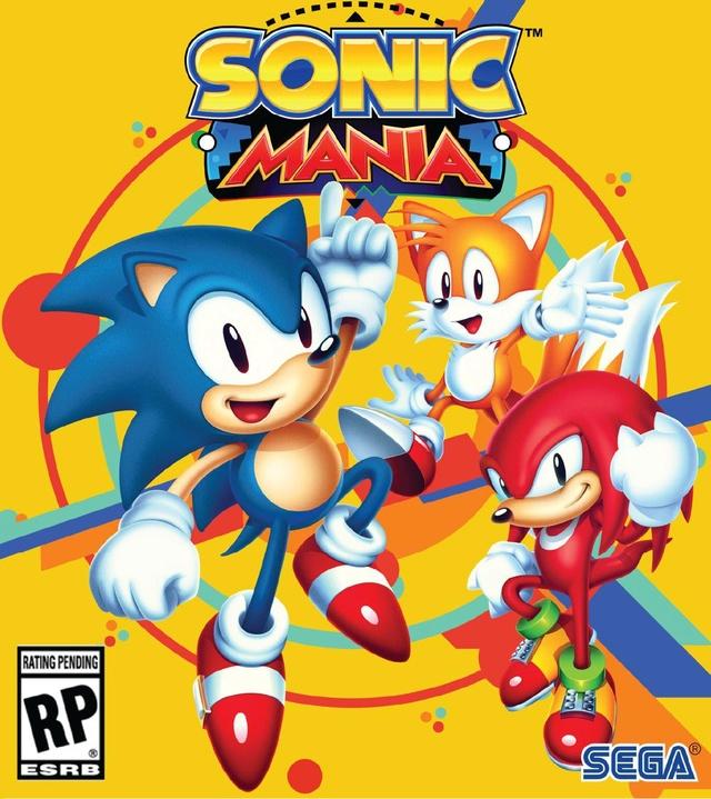 'Sonic Mania' confirma su lanzamiento para agosto 110