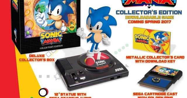 'Sonic Mania' confirma su lanzamiento para agosto Sonic-10