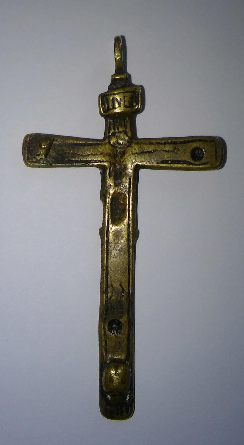 Crucifijo bifaz, Inmaculada- S-XVII-  CC-017- [Pec047/S-XVII]* 20170616