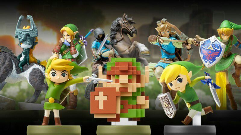 AMIIBOS THE LEGEND OF ZELDA A5b79110
