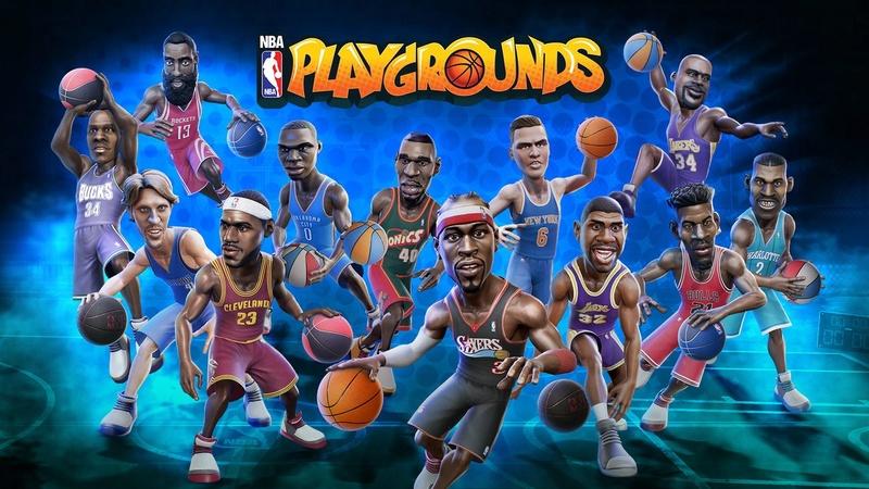 NBA PLAYGROUNDS C-vlv410