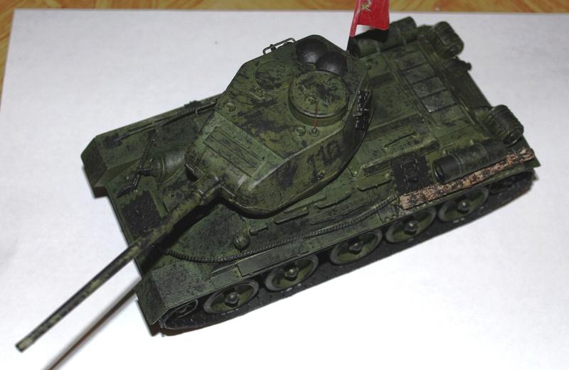 Средний танк Т34-85 Img_2318
