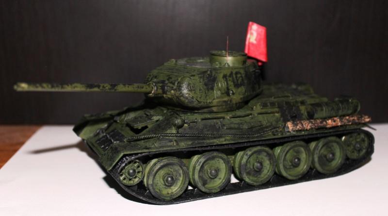 Средний танк Т34-85 Img_2319