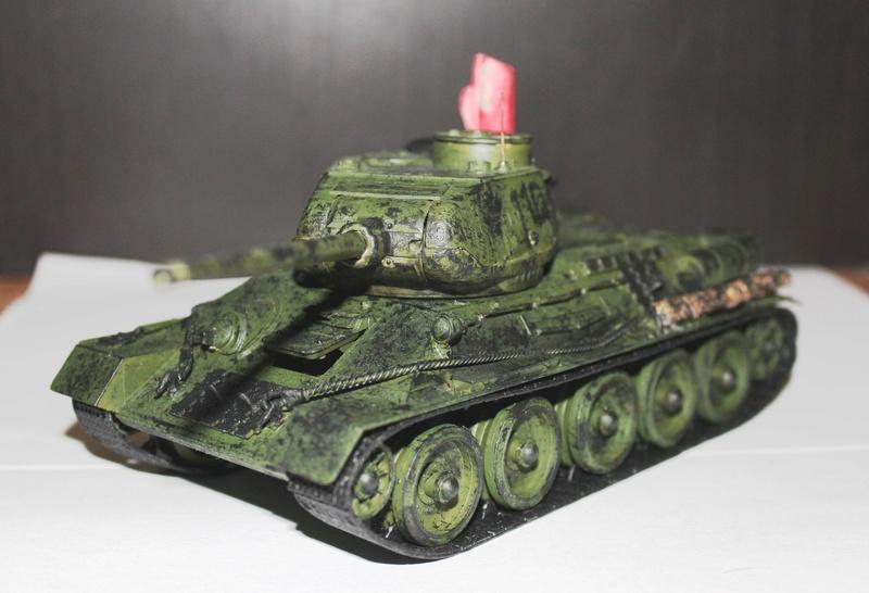 Средний танк Т34-85 Img_2320