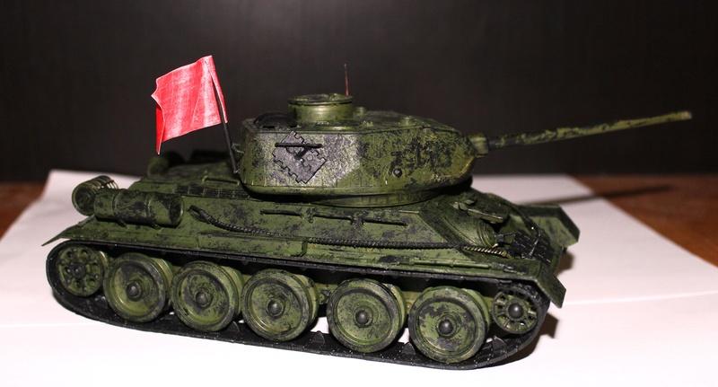 Средний танк Т34-85 Img_2321