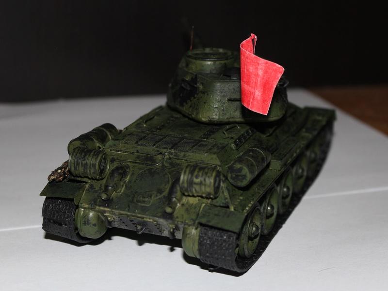 Средний танк Т34-85 Img_2322