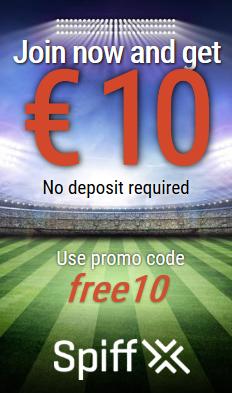 Spifx 10 евро без депозита  Bezcot10