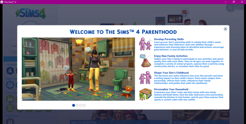 The Sims 4 Parenthood - Waiting time! - Page 2 Dffdok11