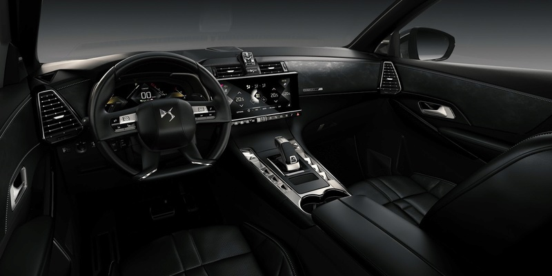 Fotos del interior Ds7-410