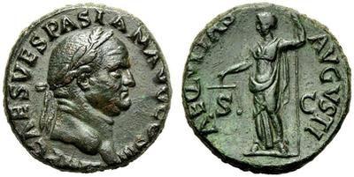 Bronce de Vespasiano Vesp11