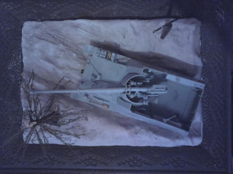 "sdkfz 164,le rhinocéros de l' EST [dragon]1/35 ""FIN"" 2010"
