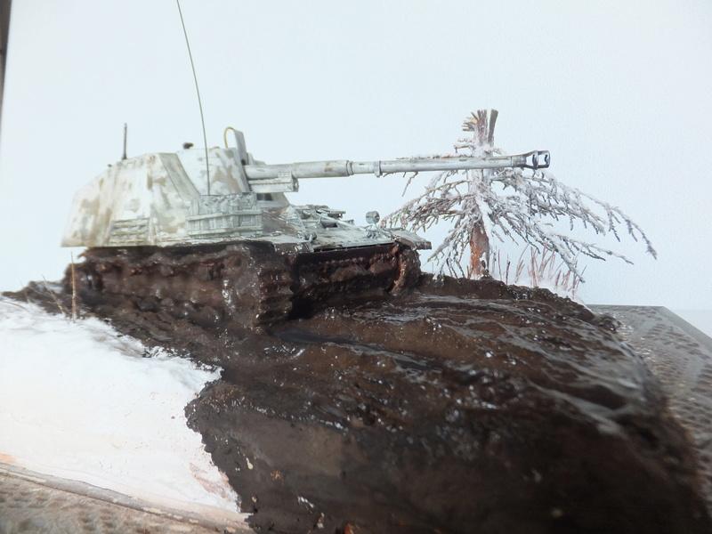 "sdkfz 164,le rhinocéros de l' EST [dragon]n° 6001 -1/35 ""FIN"" 3111"