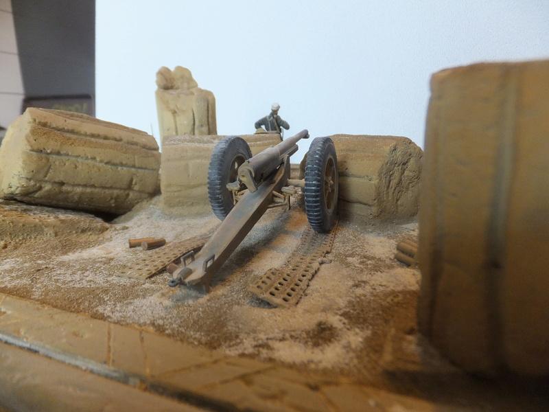 """le légionnaire & le 75 mm modèle 1897 [mirage]1/35 """"FIN"""" Dscf8410"""