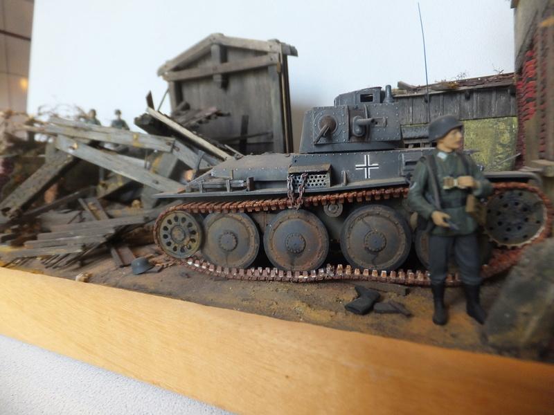 """""""La grange"""" [italeri] skoda panser 38 (t) 1/35 """"FIN"""" Dscf8415"""