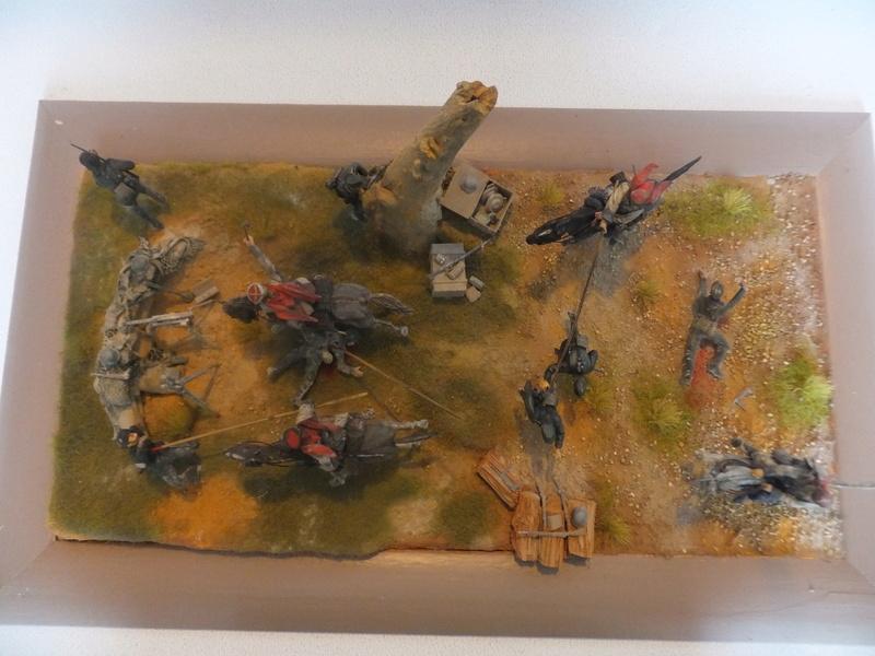"la charge de la brigade légère,-[italeri, zvezda]cosaques contre wehrmacht 1/35 ""FIN"" Dscf8424"