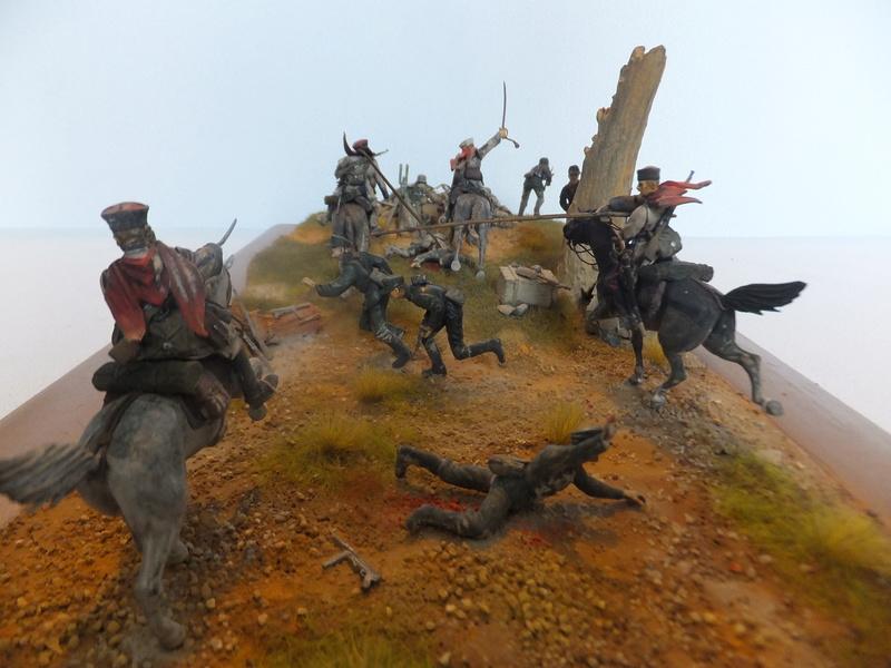 "la charge de la brigade légère,-[italeri, zvezda]cosaques contre wehrmacht 1/35 ""FIN"" Dscf8426"
