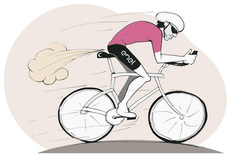 Ciclismo y humor Doumol10