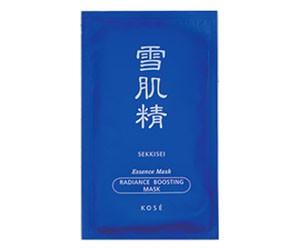 Amostra Sekkisei- gel e Máscara Facial 30681510
