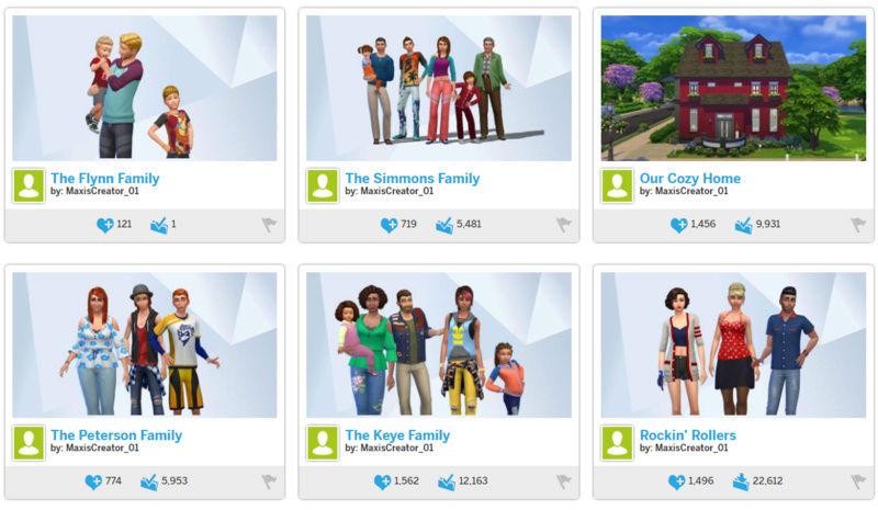 The Sims 4 Gallery (Download) Da721c10