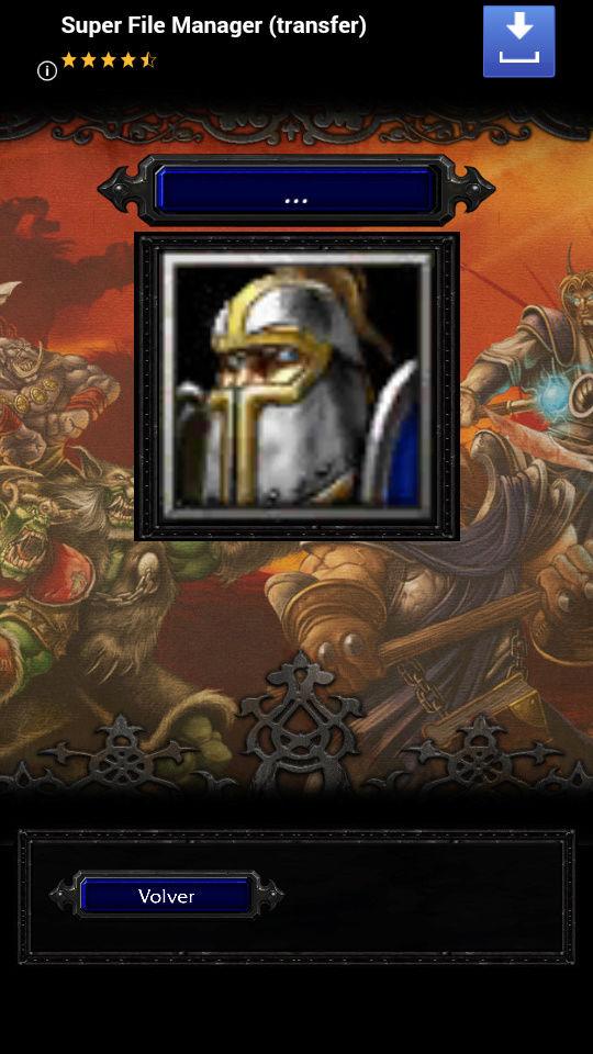 App de Warcraft 3 Screen10
