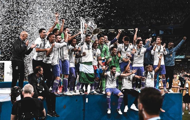 Финал Лиги Чемпионов 2016/2017 Qldwin11